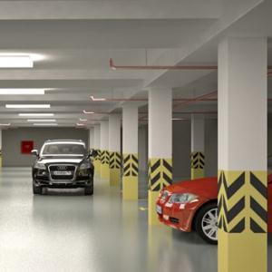Автостоянки, паркинги Барыбино