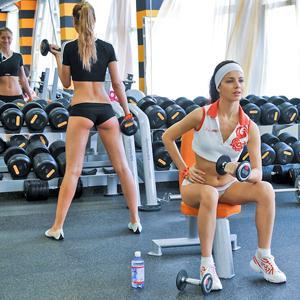 Фитнес-клубы Барыбино