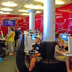 Интернет-кафе Барыбино