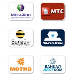 Операторы сотовой связи Барыбино