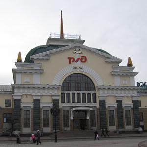 Железнодорожные вокзалы Барыбино